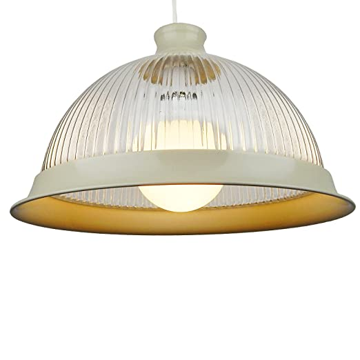 14 retro american diner style pendant lampshade light shade ceiling 14quot retro american diner style pendant lampshade light shade ceiling lamp shade cream aloadofball Image collections