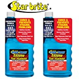 Star Brite 2-Pack Star Tron Enzyme Fuel Treatment Concentrated Gas Formula 32oz