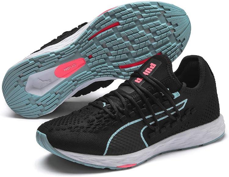 PUMA Speed 300 Racer Wn, Zapatillas de Running para Mujer, Black ...