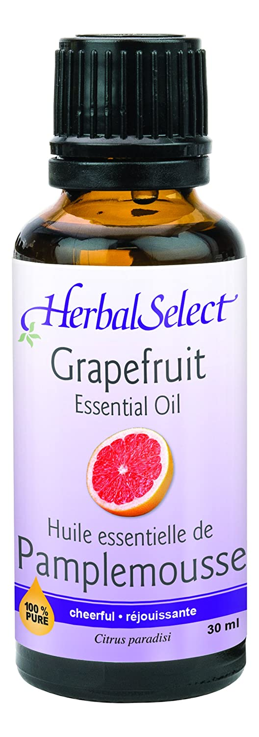 Herbal Select Grapefruit Essential Oil, 30ml Manufacturer