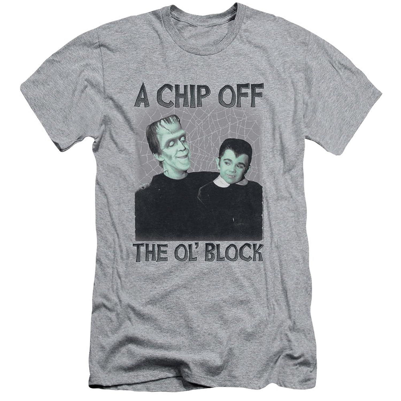 Munsters - Mens Chip Slim Fit T-Shirt