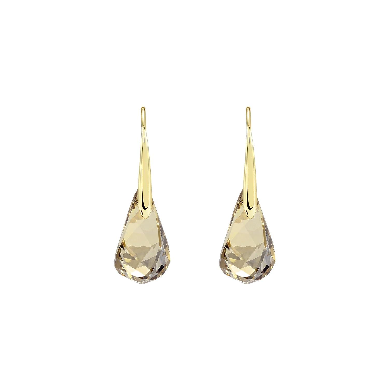 2d5311bbb Amazon.com: Swarovski Golden Energic Earrings: Jewelry