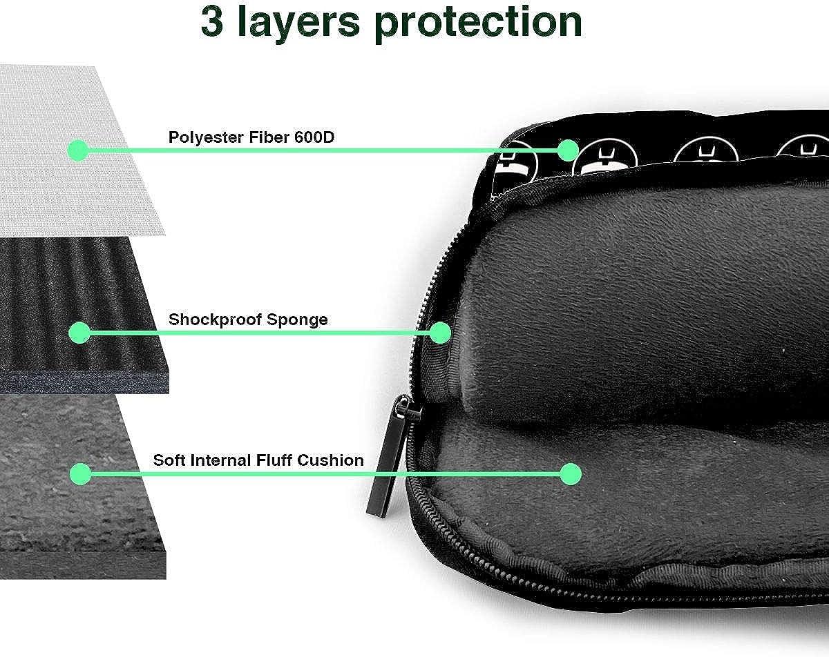 Narukrstore Dr Disrespect Laptop Bag Portable Computer Bag 14 Inch