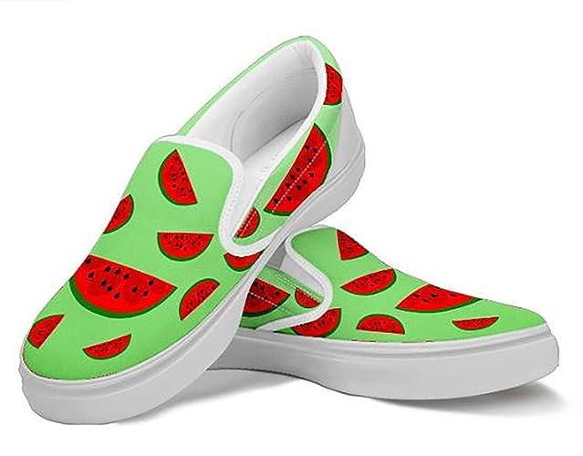 discount sale beauty sleek Amazon.com: Toddler Shoes -Watermelon, Custom Girls ...