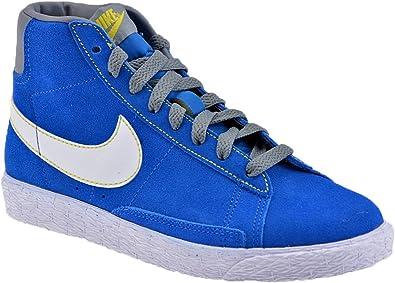 Nike Blazer Mid Vintage (Ps) - Zapatillas de running de Piel para hombre azul turquesa 30: Amazon.es: Zapatos y complementos