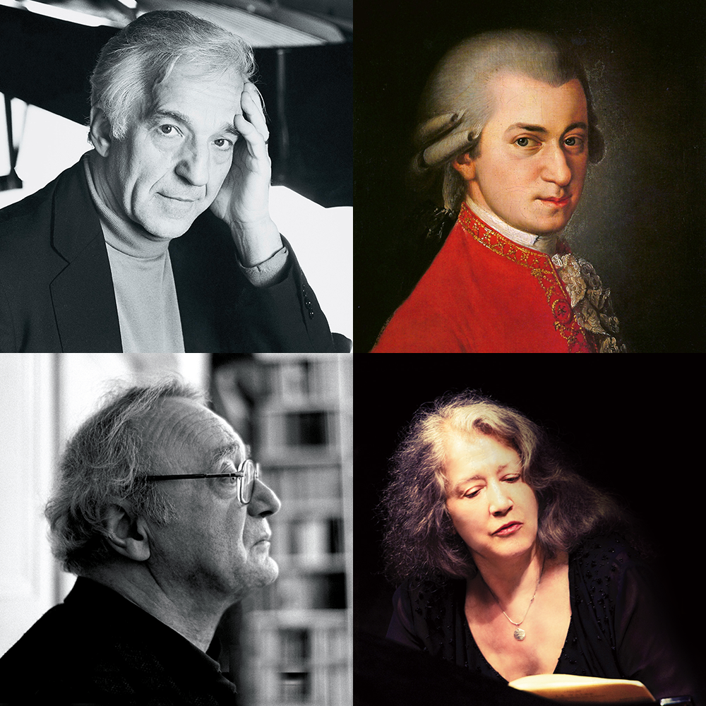 Virtuoso Pianists