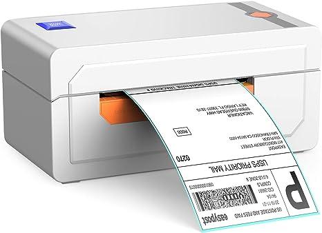 Alfuheim Bluetooth Thermal Label Printer 4×6