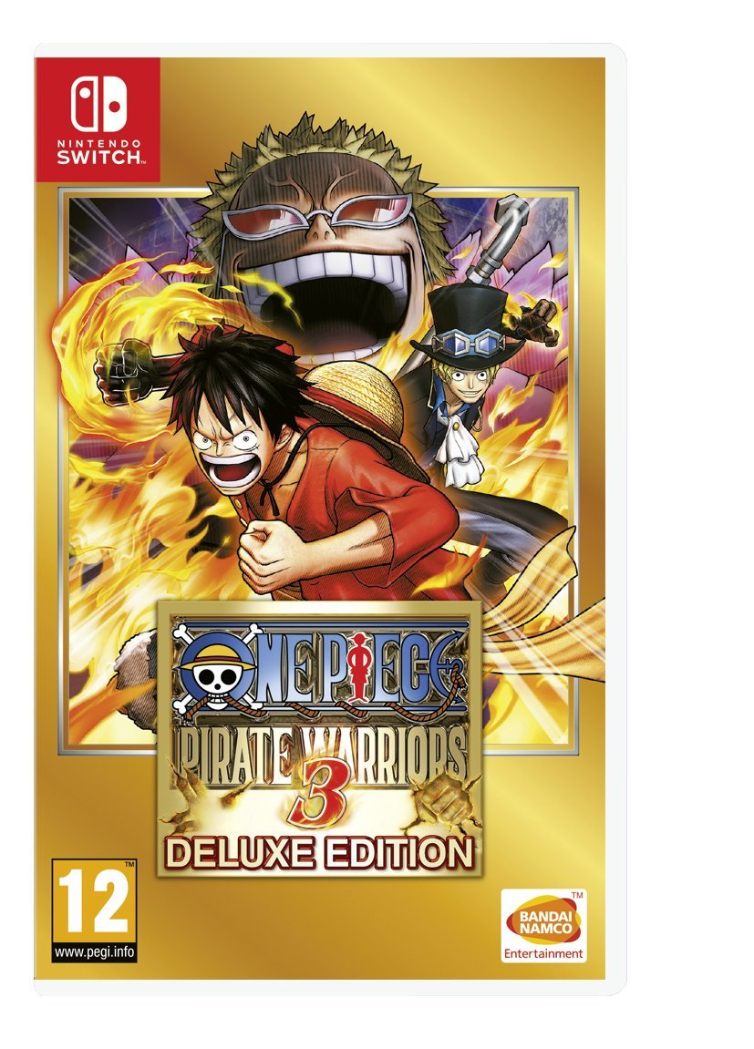 Amazon.com: One Piece Pirate Warriors 3 Deluxe Edition ...