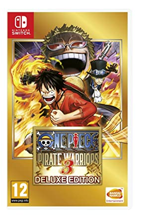 One Piece Pirate Warriors 3 Deluxe Edition (Nintendo Switch