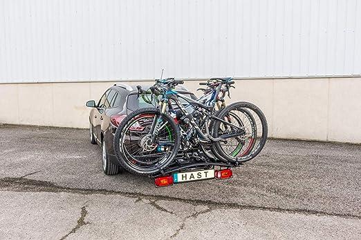 Hast 910004 Portabicicletas de Bola para 4 Bicicletas: Amazon.es: Coche y moto