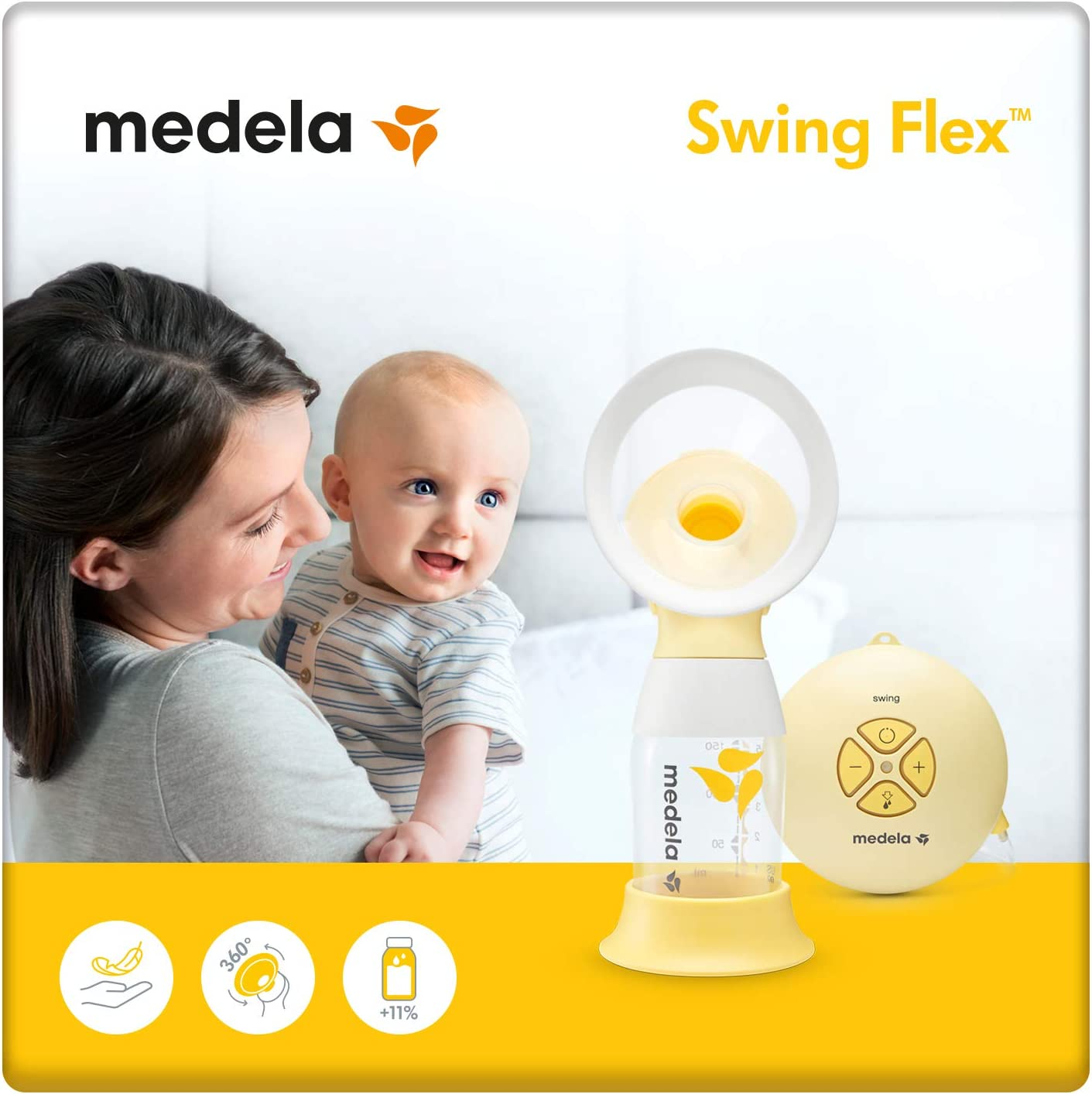 Tiralatte Elettrico Medela Swing Flex