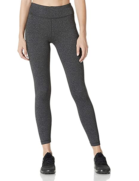Amazon.com: 7GOALS Womens Solid Legging with Pocket High ...