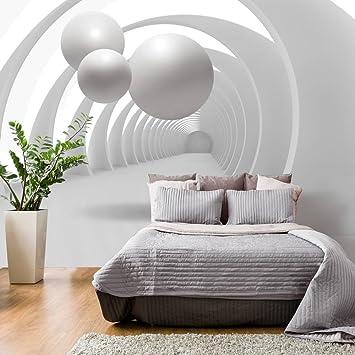 murando - Fototapete 3D 350x256 cm - Vlies Tapete - Moderne Wanddeko ...