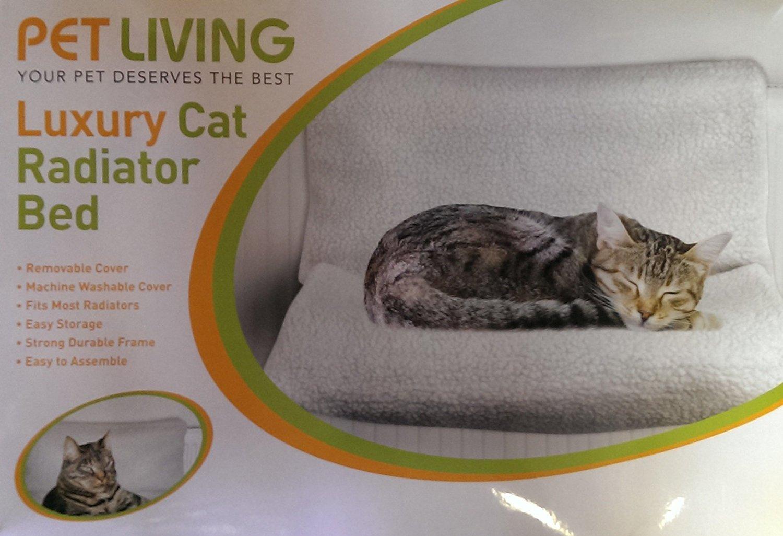 Pet Living Coussin pour Chat Fixation radiateur Winners Europe PET6025