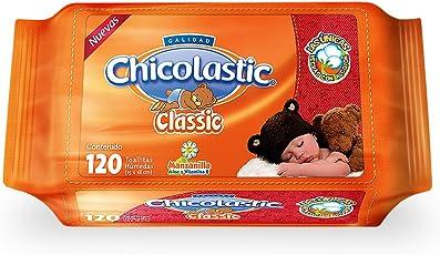 Chicolastic Classic, Toallas Húmedas para Bebé, 1440 Toallas