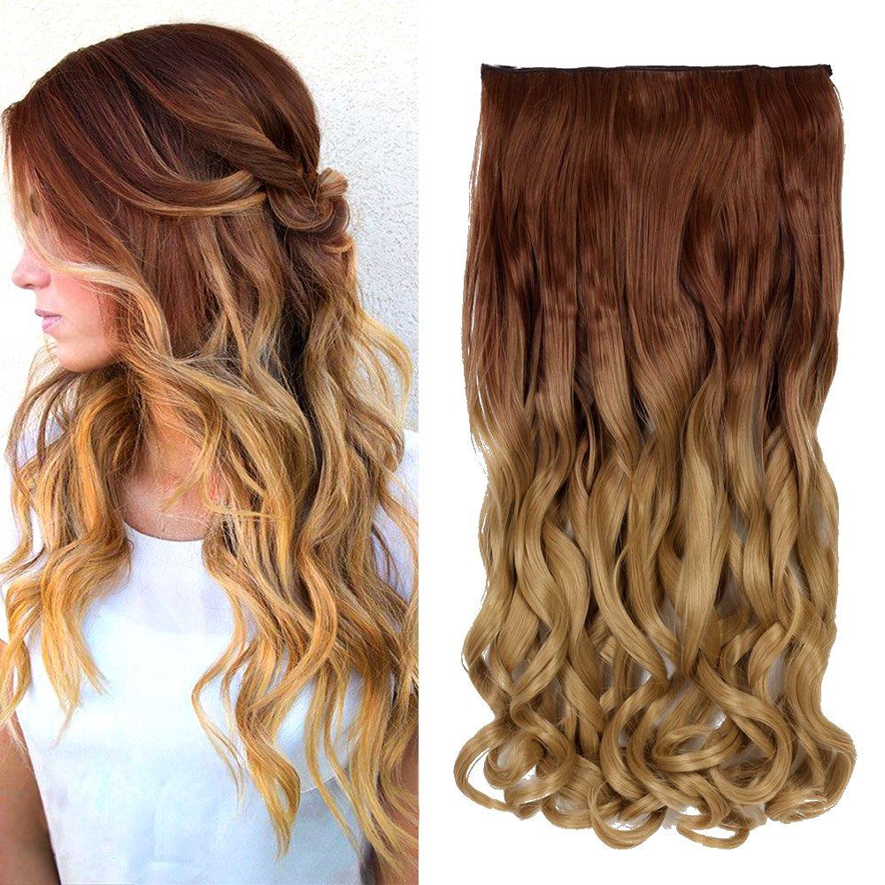 Never Land Ombre estensioni dei capelli clip in capelli estensioni NEVERLAND Beauty & Health