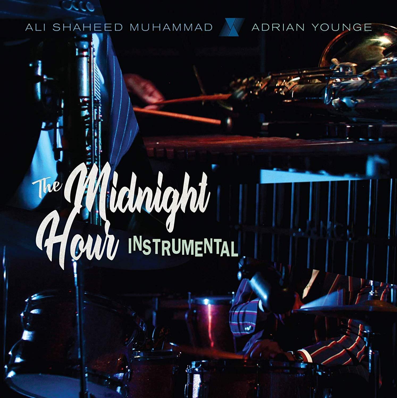 Vinilo : YOUNGE,ADRIAN / MUHAMMAD,ALI SHAHEE - The Midnight Hour Instrumentals (LP Vinyl)