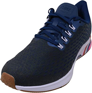 Nike Womens Air Zoom Pegasus 35 Premium Running Shoe,Blue Void/Deep Royal Blue-Barely Grape: Amazon.es: Zapatos y complementos