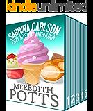 Sabrina Carlson Cozy Mystery Anthology