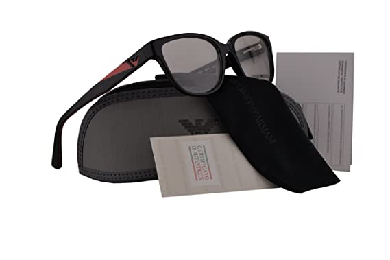 3fa54909bad Image Unavailable. Image not available for. Color  Emporio Armani EA3081  Eyeglasses 52-16-140 Shiny Black 5017 EA 3081