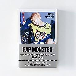 BTS RAP MONSTER Solo Photocards 56pcs
