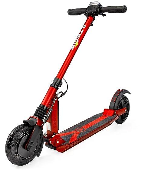 E-Twow S2 Booster V 36V 10,5Ah, Patinete eléctrico Rojo ...