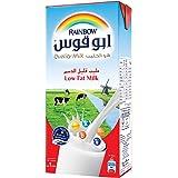 Rainbow UHT Milk Low Fat, 1 Liter