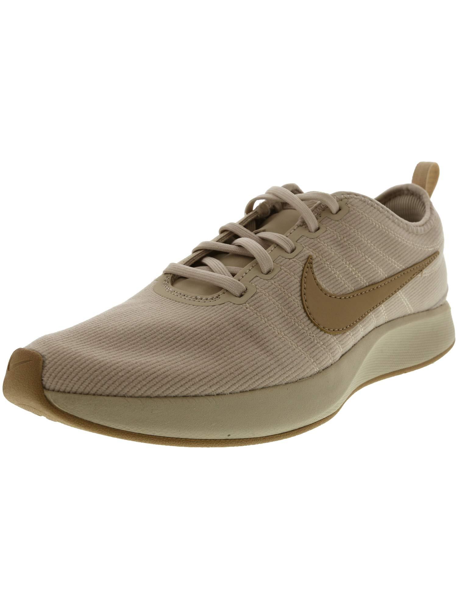 3e474c83a0c58 Galleon - Nike Women s Dualtone Racer Desert Sand Ankle-High Running Shoe -  7M