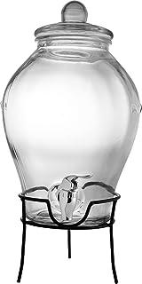 Glaszylinder Borosilikat f/ür Windlichter GRUBENLAMPE 3990 und 3992 H/öhe 52 mm Durchmesser 46 mm