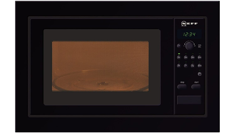 Neff H5950S0 Integrado 27L 1000W Negro - Microondas ...