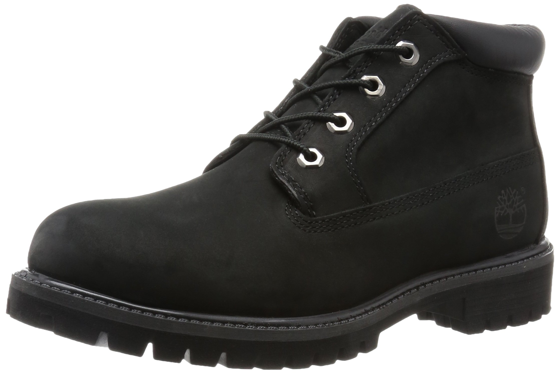 Details about Timberland Icon Chukka Boots Waterproof Black Nubuck Men Ankle Boots 32085