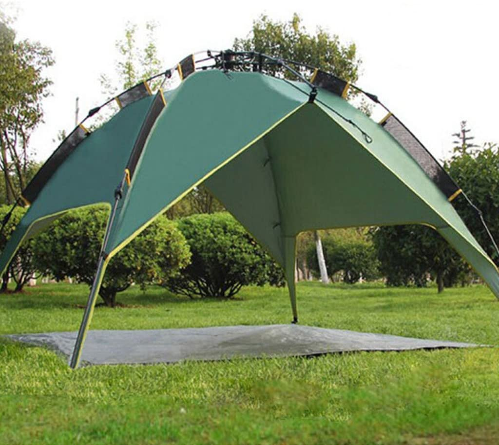 RKY 3-4 Tienda al Aire Libre de Pople fijó el Alpinismo Que acampa Impermeable hidráulico automático Tiendas de campaña /-/ B