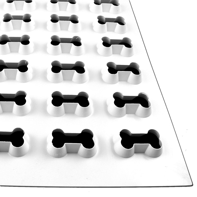 Martellato Cookie-Cutter Sheet, Dog Bone 2-1/8 Inch by Martellato (Image #3)