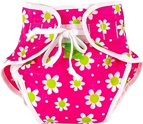 Kushies Baby Unisex Swim Diaper, Ahoy Print, Small at amazon