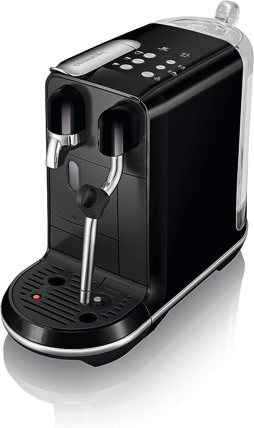 Sage SNE500BKS Nespresso The Creatista Uno Coffee Machine - Black ...