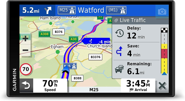 GPS Garmin - DriveSmart 65 - Test & Avis