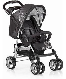 Asalvo Runner - Silla de paseo, color negro: Amazon.es: Bebé