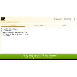 Math Helper: Algebra & Calculus: Amazon.es: Appstore para Android