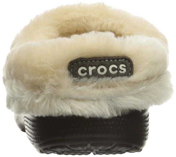 8167aaf9f Crocs Unisex Adults  Classic Mammoth Luxe Clog Mule  Amazon.co.uk  Shoes    Bags
