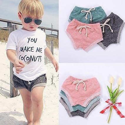 Covermason Niños Ropa Venta de liquidación Niño pequeño Niños Bebés y niñas Pantalones cortos Pantalones de