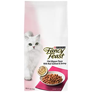 Purina Fancy Feast Adult Dry Cat Food