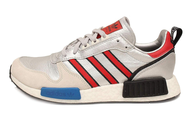 - Adidas Rising Star x R1 Mens in Silver