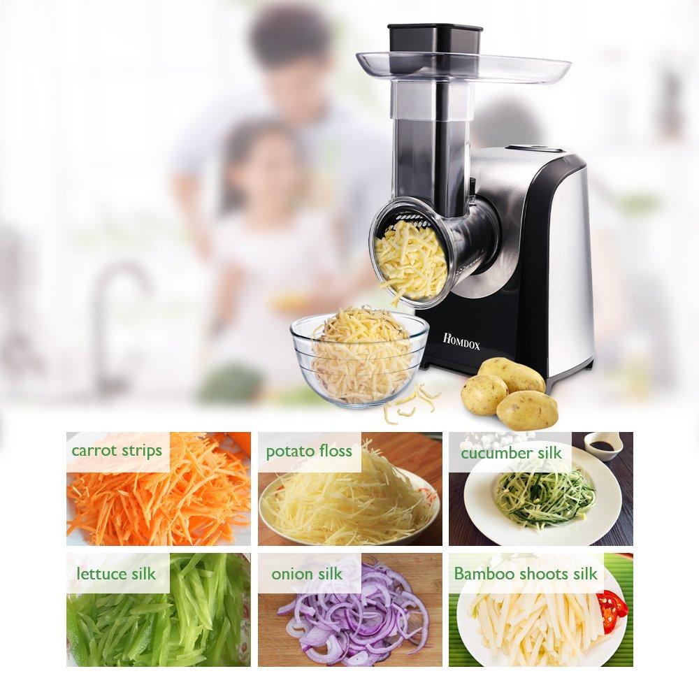 Homdox ES-7 Salad Maker Electr...