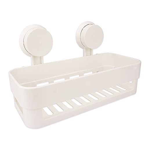 z life strong suction shower caddy basket for bathroomkitchen shampooconditioner - Bathroom Caddy