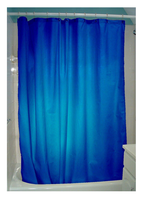 Amazon Organic Cotton Shower Curtain