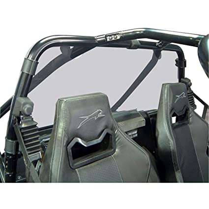 Sensational Amazon Com Rear Windshield Clear Arctic Cat Wildcat 1000 Caraccident5 Cool Chair Designs And Ideas Caraccident5Info