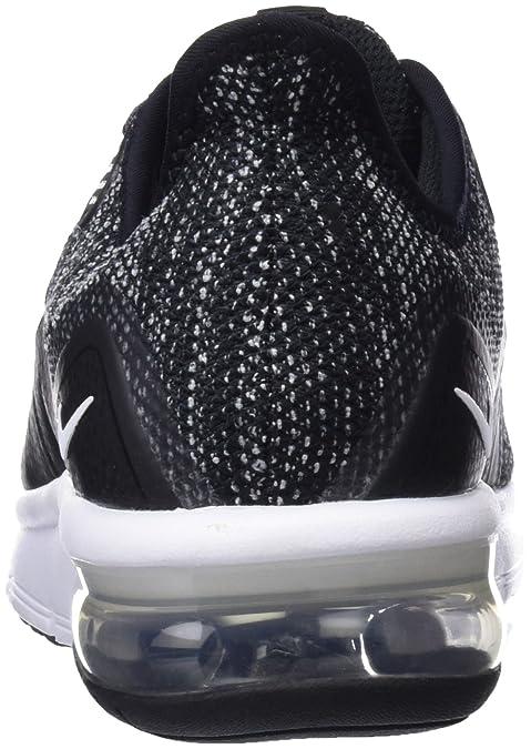 Nike Schuhe Air Max Sequent 3 (GS) 922884 009 Black