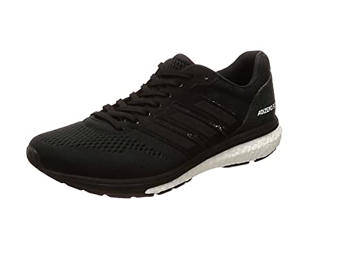 70183ada54b adidas Men s s Adizero Boston 7 M Running Shoes Core Black FTWR White  Carbon