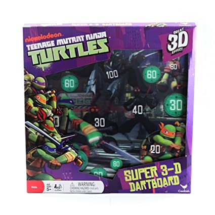 Amazon.com: Nickelodeon Teenage Mutant Ninja Turtles Super ...