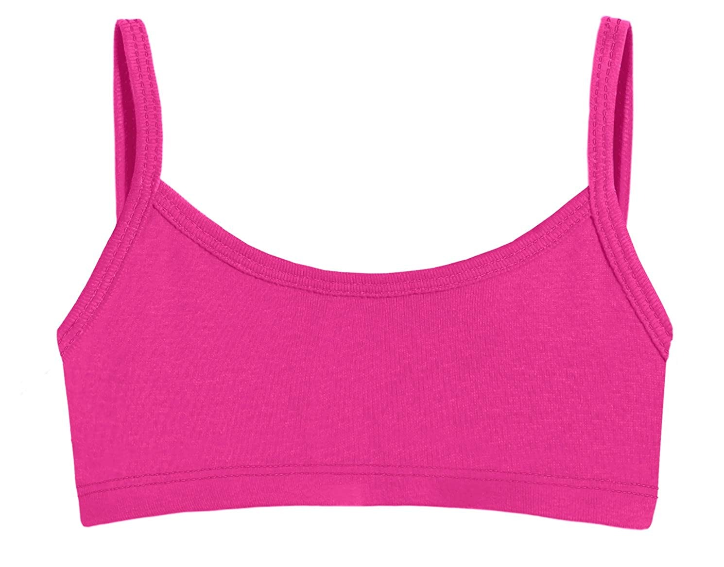 City Threads Girls Training Bras in All Cotton Starter Bras for Young and Little Girls CT-TRAININGBRA